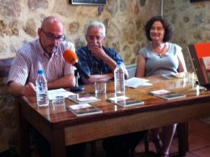 Presentación Relata2x1, cuentos interactivos. Sigüenza, 27 de julio 2013.